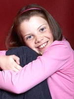 Photo de Georgie Henley