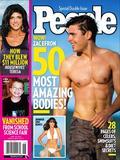 Photo : Zac Efron élu plus beau corps de l'année 2010