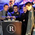 Photo : Les Stars de Narnia ont illuminé Regent Street !