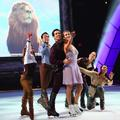 Photo : Le Monde de Narnia inspire le patinage sur glace