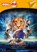 "Photo : Le Monde de Narnia s'invite dans le ""Menu Top"""