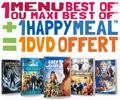 Photo : Narnia 3 : Votre DVD gratuit chez McDonald's !