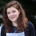 Photo : Georgie Henley est diplômée !