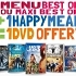 Narnia 3 : Votre DVD gratuit chez McDonald's !