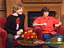 William Moseley et Skandar Keynes @ The Early Show