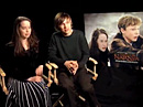 Tribute.ca : Interview de Anna Popplewell et William Moseley