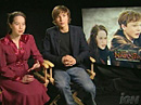 Interview de Anna Popplewell et William Moseley