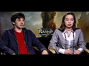 Skandar Keynes et Anna Popplewell parlent de Prince &quot;Caspian&quot;