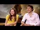 William Moseley et Georgie Henley parlent de &quot;Prince Caspian&quot;