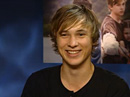 William Moseley commente ses cascades