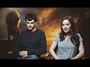 "Interview de Skandar Keynes et Anna Popplewell pour ""Prince Caspian"""