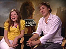 Tribute.ca : Interview de Georgie Henley et William Moseley