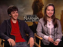 Tribute.ca : Interview de Skandar Keynes et Anna Popplewell