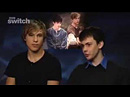 William Moseley et Skandar Keynes interviewés par BBC Switch