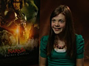 EMPIRE : Interview de Georgie Henley