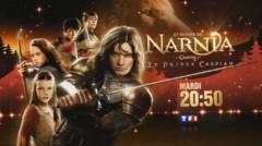 Le Prince Caspian, Mardi 20 Décembre sur TF1